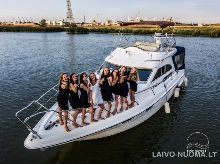Vessel Verleih - Fest an Bord in der Kurischen Nehrung, Klaipeda, Nida, Minge - 8