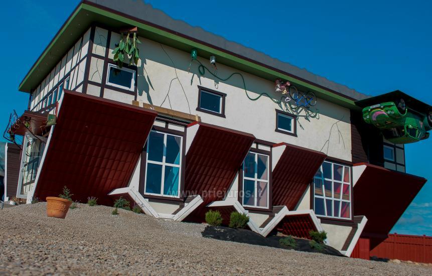 RADAILIU DVARAS - viesnica - restorans - 7km lidz Klaipedai - 7