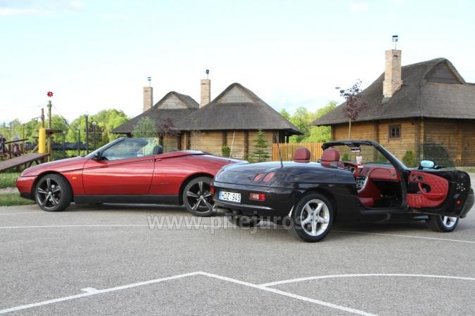 Itališkų kabrioletų nuoma be vairuotojo - 3