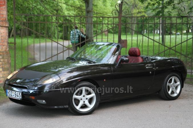 Italian cabriolets for rent without driver - 2