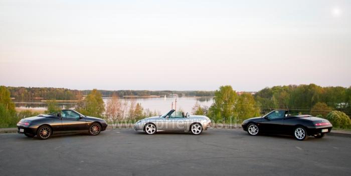 Itališkų kabrioletų nuoma be vairuotojo - 5