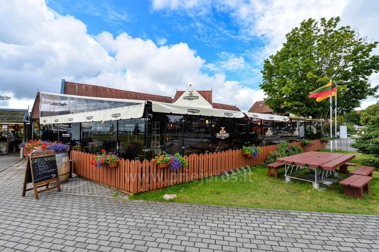 Baras - restoranas Grill house - 1
