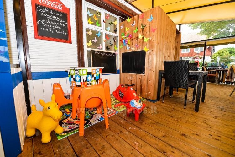 Baras - restoranas Grill house - 3