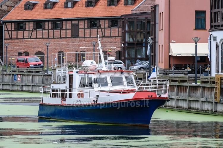 Kuģa noma Klaipēdā