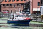 Ship for rent in Klaipeda