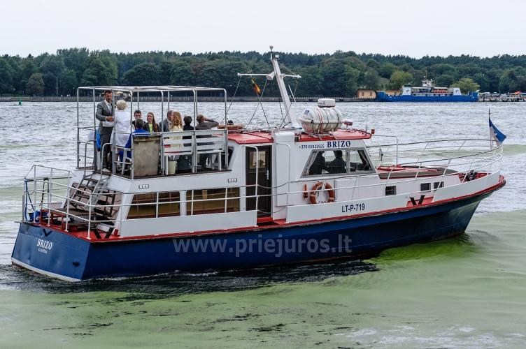 Ship for rent in Klaipeda - 3