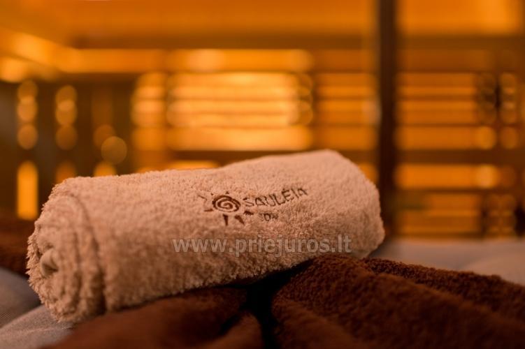 Palanga Visit - Apartamentai Palangoje su sauna ir sūkurine vonia - 6