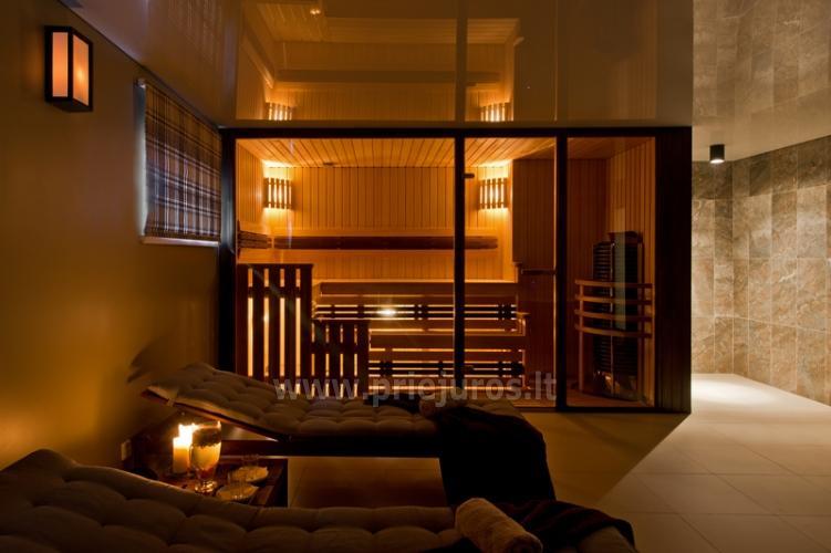 Palanga Visit - Apartamentai Palangoje su sauna ir sūkurine vonia (jacuzzi) - 2