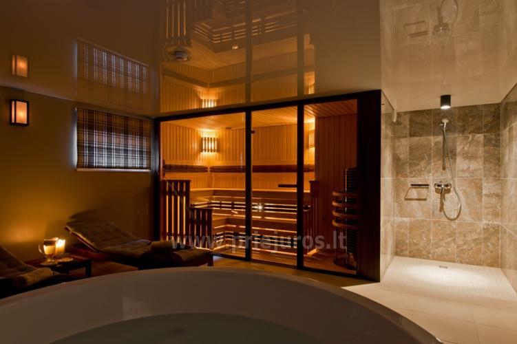 Palanga Visit - Apartamentai Palangoje su sauna ir sūkurine vonia - 3