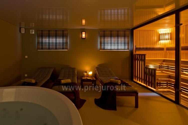 Palanga Visit - Apartamentai Palangoje su sauna ir sūkurine vonia (jacuzzi) - 5
