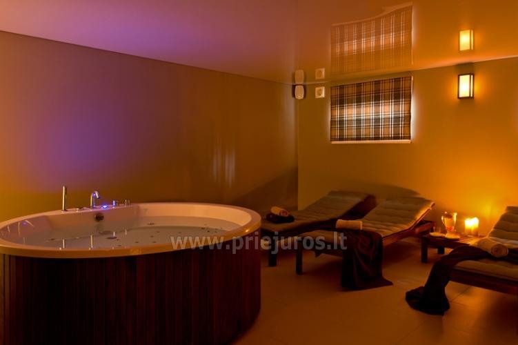 Palanga Visit - Apartments in Palanga with sauna and jacuzzi