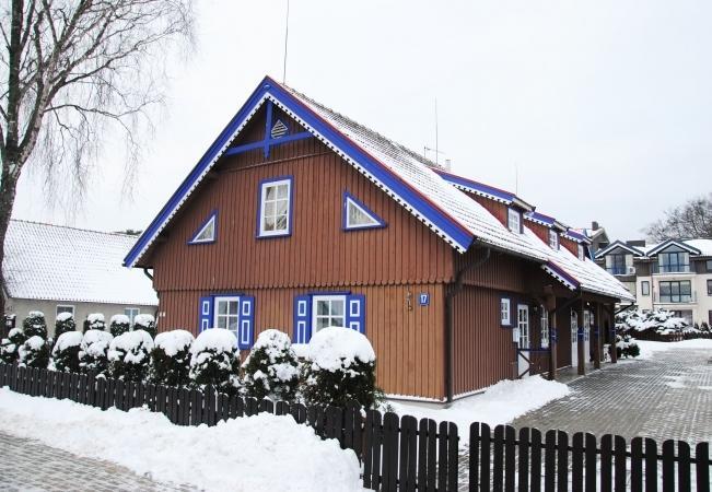 Apartamentai Nidoje Kalėdų - Naujųjų metų atostogoms.