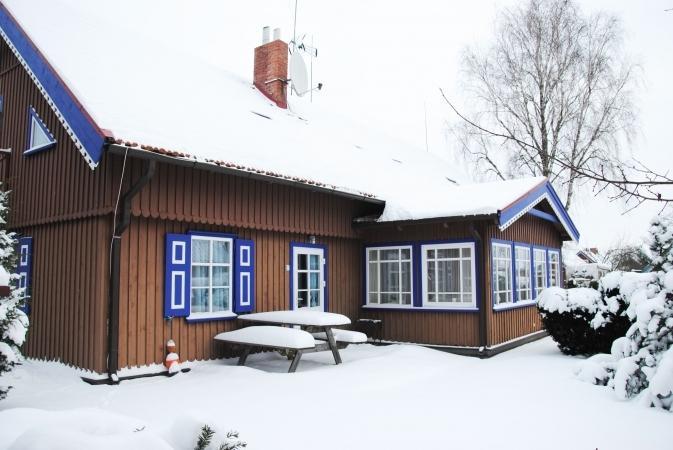 Apartamentai Nidoje Kalėdų - Naujųjų metų atostogoms. - 2