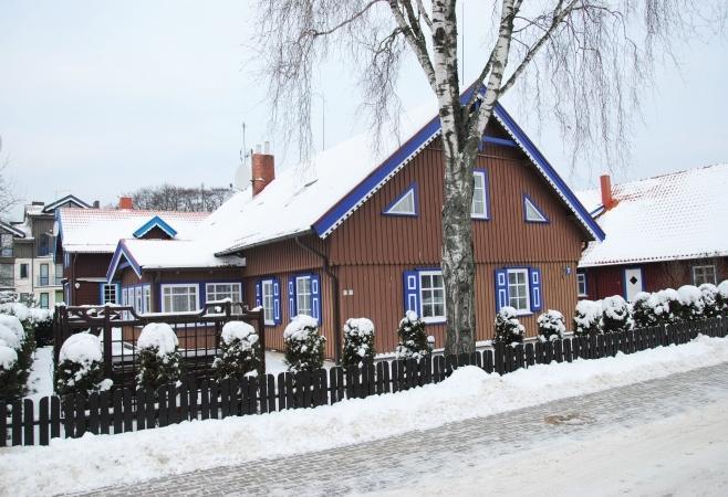 Apartamentai Nidoje Kalėdų - Naujųjų metų atostogoms. - 3
