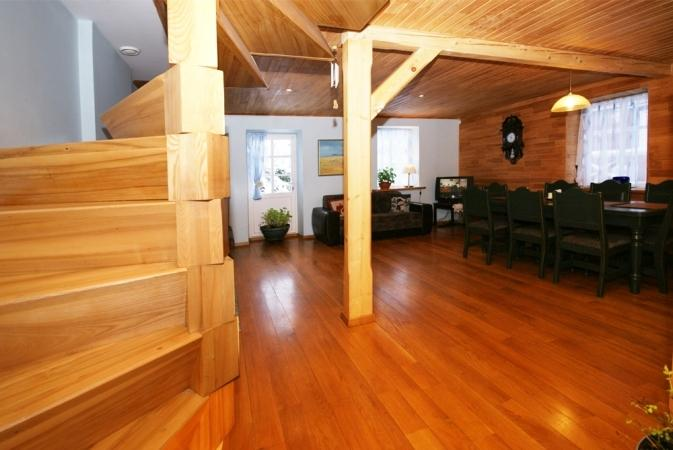 Apartamenti Nidā 6-8 viesi ar saunu pie jahtklubā - 4