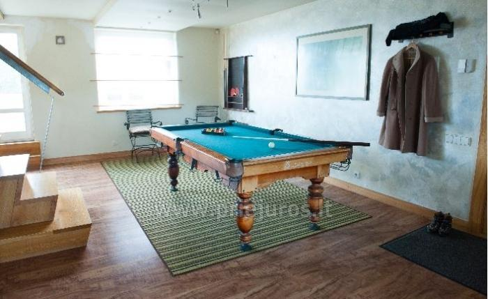 Apartments in Nida für 8-10 Personen
