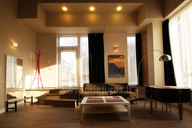 Apartments bēniņu ire Palanga - 2