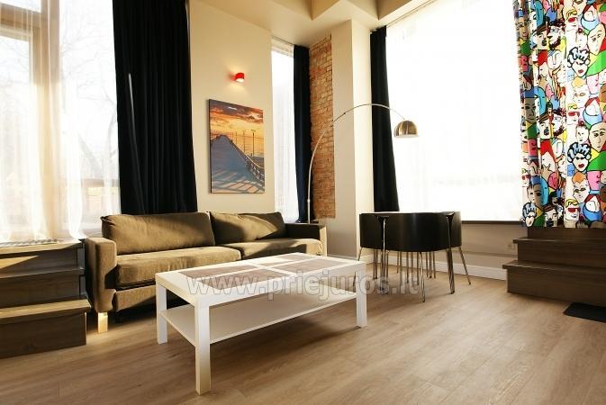 Apartments bēniņu ire Palanga - 3