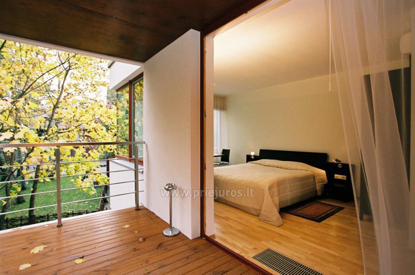 Jaukūs apartamentai ir dviviečiai kambariai Pajūrio Svečių Namuose, sauna, malonios staigmenos - 3