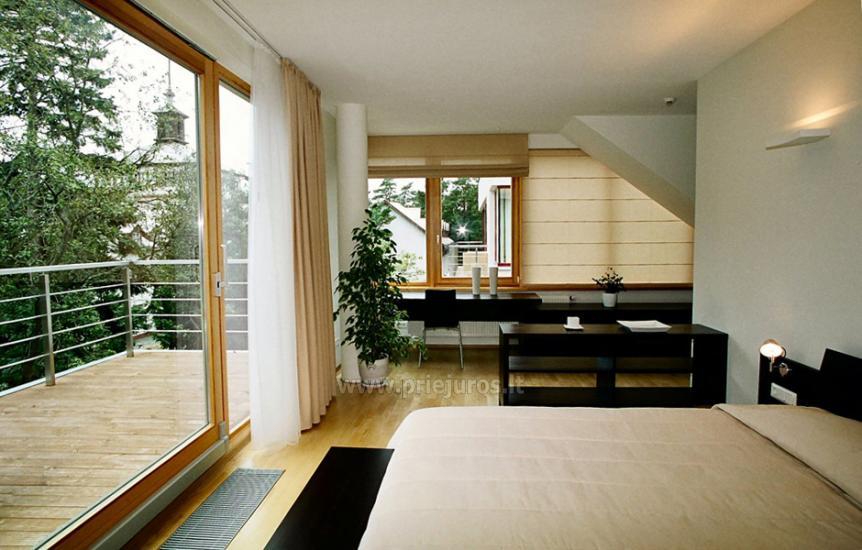 Jaukūs apartamentai ir dviviečiai kambariai Pajūrio Svečių Namuose, sauna, malonios staigmenos - 5