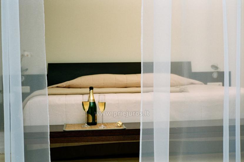Jaukūs apartamentai ir dviviečiai kambariai Pajūrio Svečių Namuose, sauna, malonios staigmenos - 6