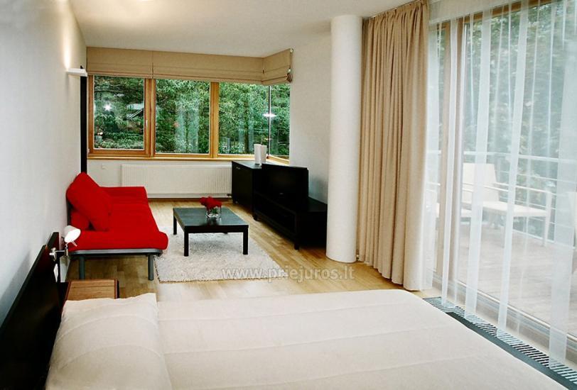 Jaukūs apartamentai ir dviviečiai kambariai Pajūrio Svečių Namuose, sauna, malonios staigmenos - 7