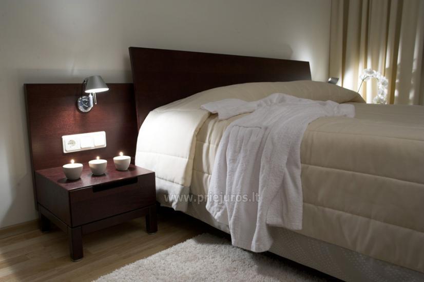 Jaukūs apartamentai ir dviviečiai kambariai Pajūrio Svečių Namuose, sauna, malonios staigmenos - 8