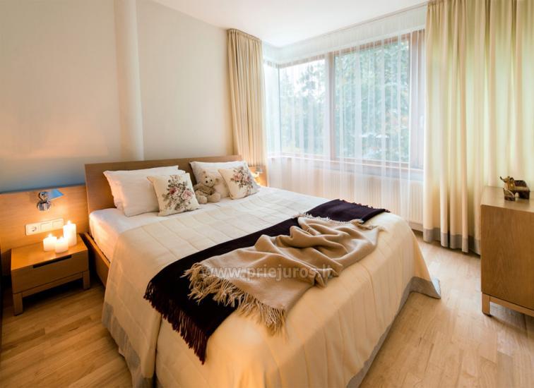 Jaukūs apartamentai ir dviviečiai kambariai Pajūrio Svečių Namuose, sauna, malonios staigmenos - 17