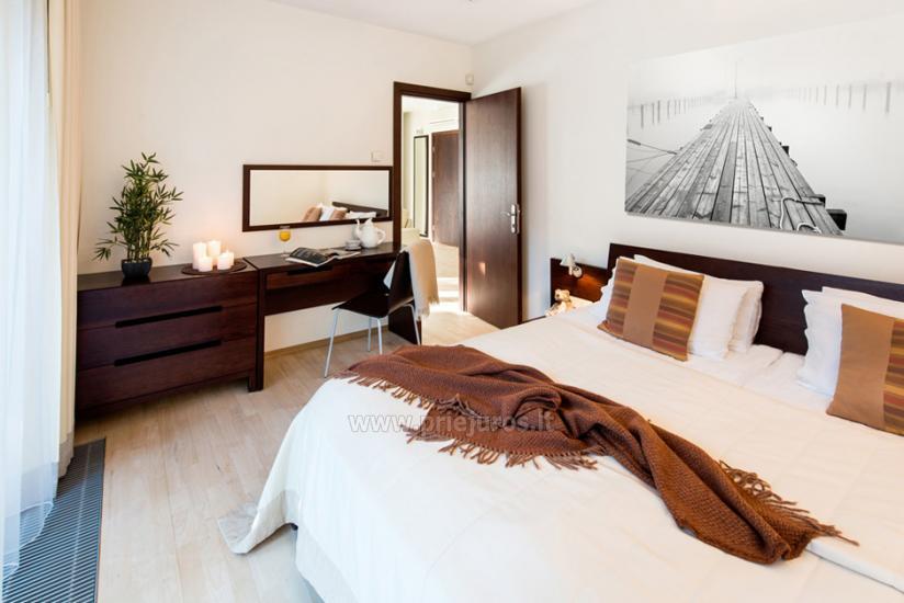 Jaukūs apartamentai ir dviviečiai kambariai Pajūrio Svečių Namuose, sauna, malonios staigmenos - 19