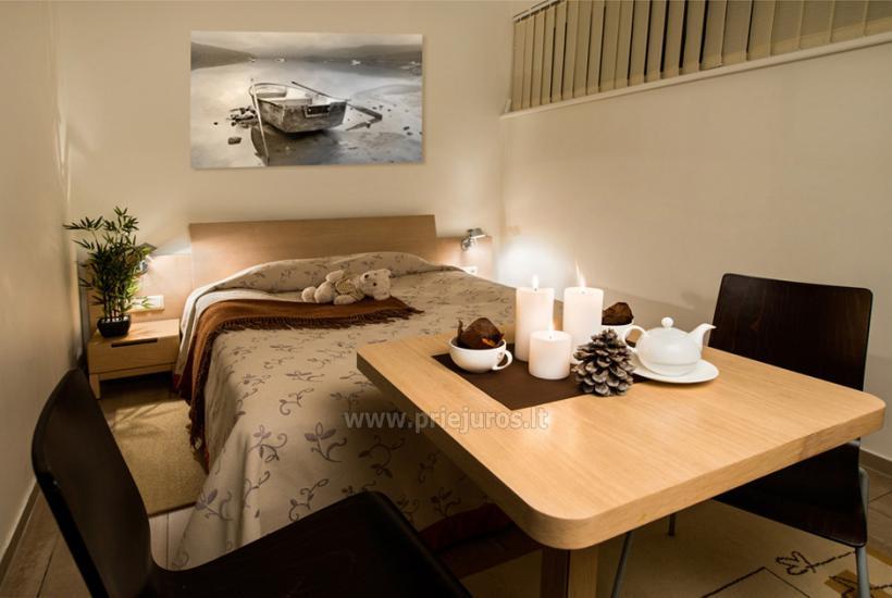 Jaukūs apartamentai ir dviviečiai kambariai Pajūrio Svečių Namuose, sauna, malonios staigmenos - 20