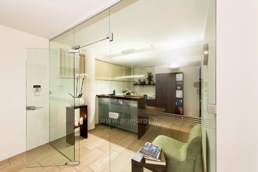 Jaukūs apartamentai ir dviviečiai kambariai Pajūrio Svečių Namuose, sauna, malonios staigmenos - 21
