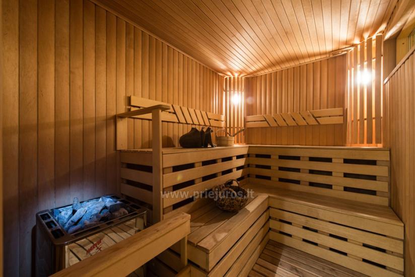 Jaukūs apartamentai ir dviviečiai kambariai Pajūrio Svečių Namuose, sauna, malonios staigmenos - 22