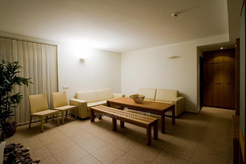 Jaukūs apartamentai ir dviviečiai kambariai Pajūrio Svečių Namuose, sauna, malonios staigmenos - 23
