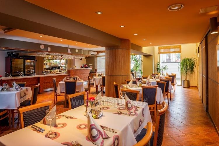 Restoranas viešbutyje Alka **** - 2
