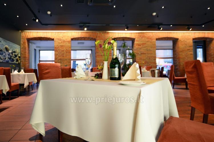Restoranas Klaipėdoje viešbtyje Navalis **** - 4