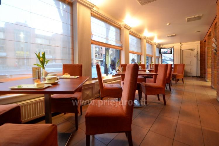 Restoranas Klaipėdoje viešbtyje Navalis **** - 6