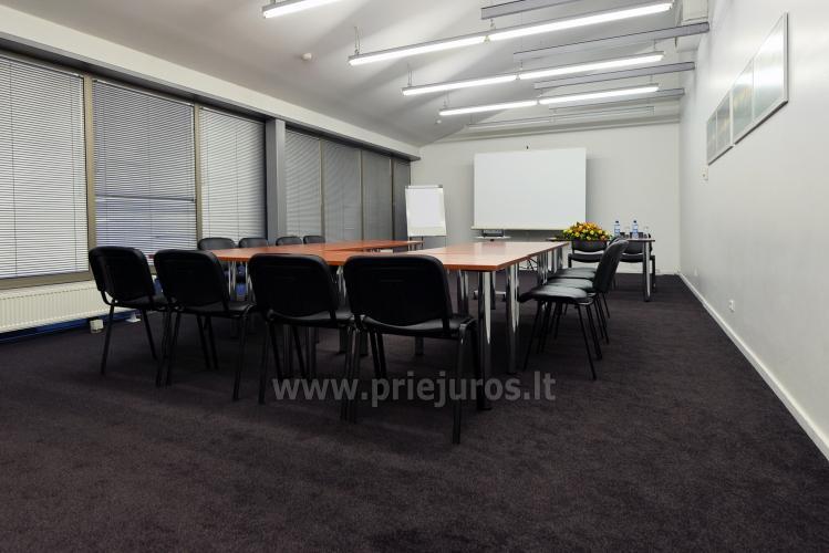 Viešbučio Navalis konferencijų salės - 5