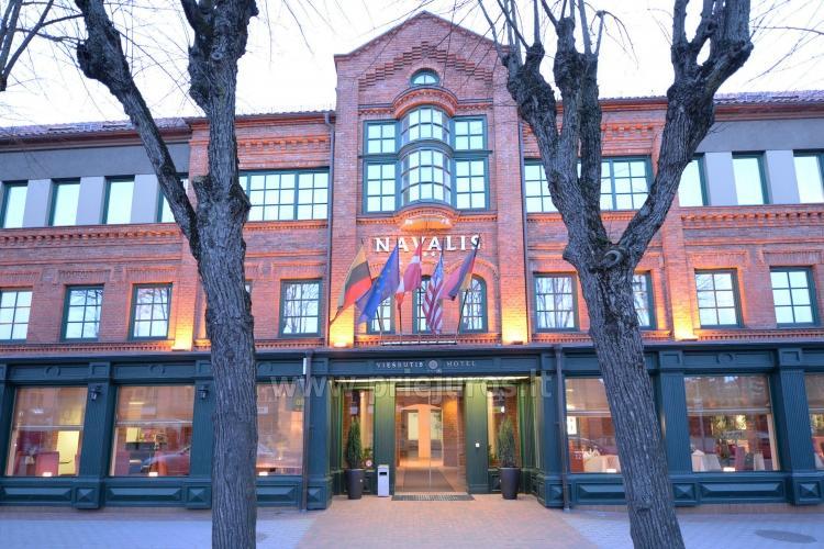 Viešbučio Navalis konferencijų salės - 28