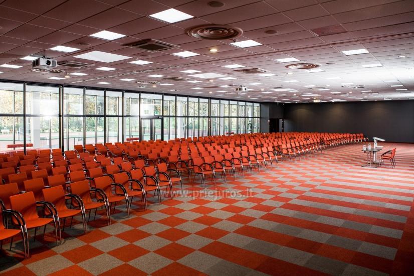 Konferenzzentrum in Palanga im Hotel Vanagupe - 2