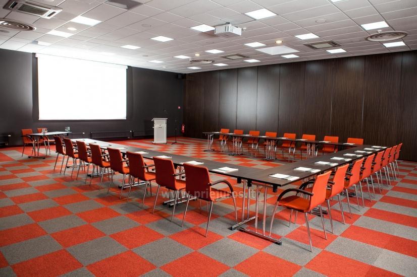 Konferenzzentrum in Palanga im Hotel Vanagupe - 3