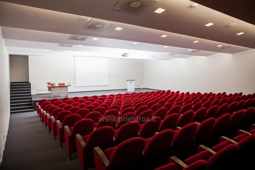 """Konferenču centrs Palangā viesnīcā """"Vanagupe"""" - 5"""
