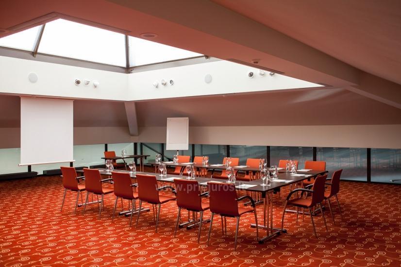 """Konferenču centrs Palangā viesnīcā """"Vanagupe"""" - 6"""