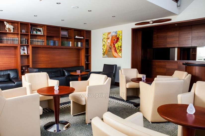 """Konferenču centrs Palangā viesnīcā """"Vanagupe"""" - 7"""