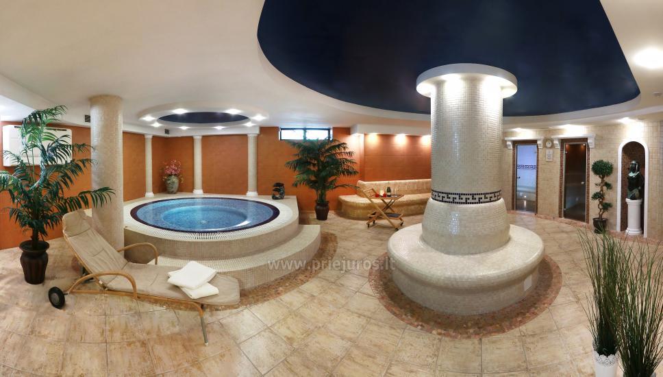 SPA centrs viesnīcā Kerpe *** - 1