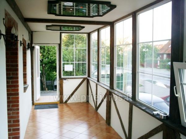 Kambarių ir buto nuoma rudeninėmis kainomis. Nidos gaiva - 2
