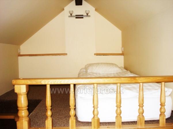 Kambarių ir buto nuoma rudeninėmis kainomis. Nidos gaiva - 8