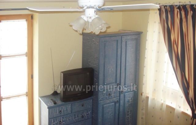 Kambarių ir buto nuoma rudeninėmis kainomis. Nidos gaiva - 7