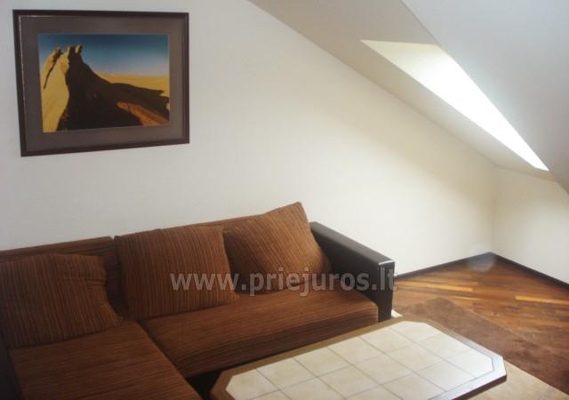 Kambarių ir buto nuoma rudeninėmis kainomis. Nidos gaiva - 4