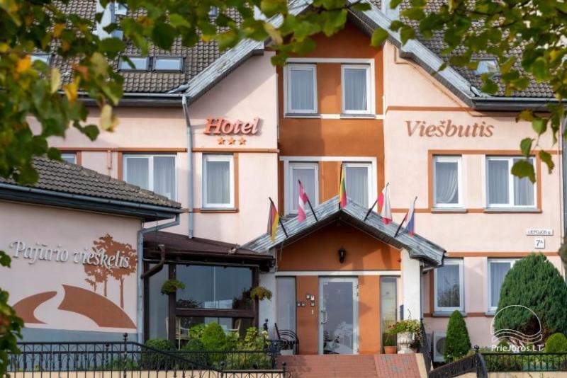 Pirties, baseino, biliardo nuoma Klaipėdoje viešbutyje Pajūrio vieškelis