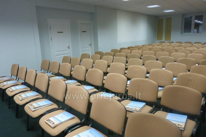 Konferencijų, seminarų organizavimas sveikatos centre ENERGETIKAS - 1